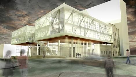 Music Academy.  Nashville.  Ruben Valenzuela, M.Arch.'12
