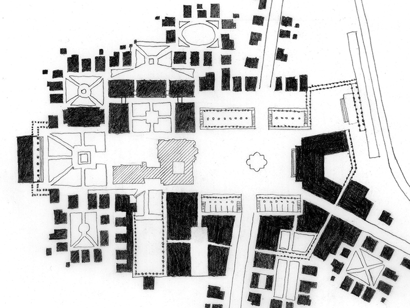 Elgin Urban Intervention Plan. N. Brooks Studio. 2010.